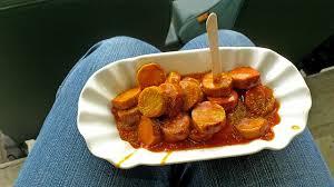 Der Currywurst