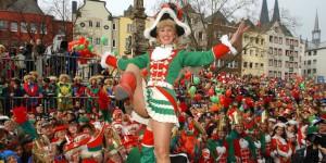 Carnaval in Duitsland