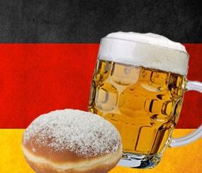 Lekkernijen uit de Duitse keuken