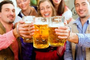 Bierfestijn in Munchen