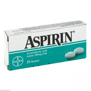 Ontstaan van de aspirine