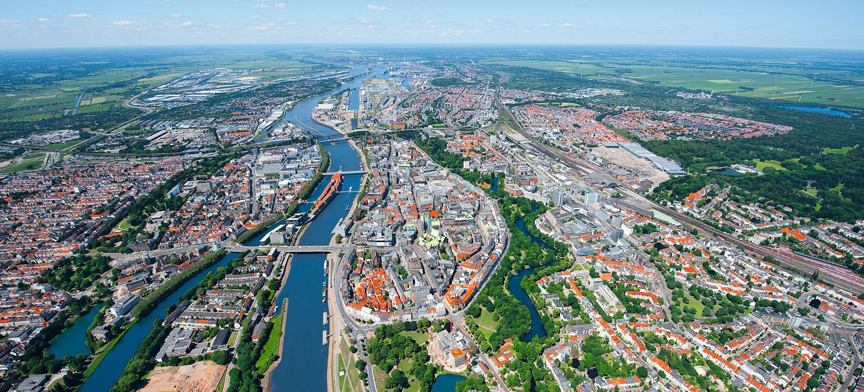 Hanzestad Bremen