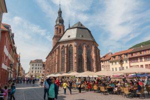 Bezienswaardigheden in Heidelberg