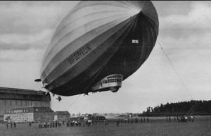 Ramp met Hindenburg
