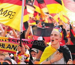 Duitse volkslied