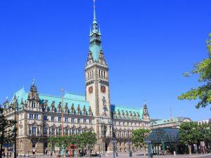 Bezienswaardigheden in Hamburg