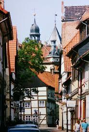 De stad Hamelen